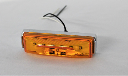 Amber Grote LED Marker Light with Sealed Wire