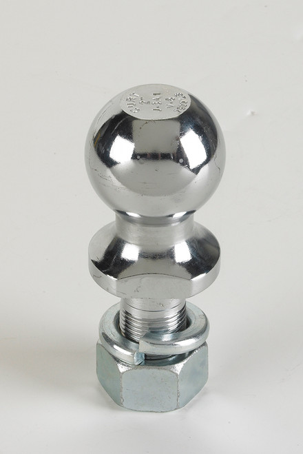 "2"" x 1"" Chrome Ball 40037"