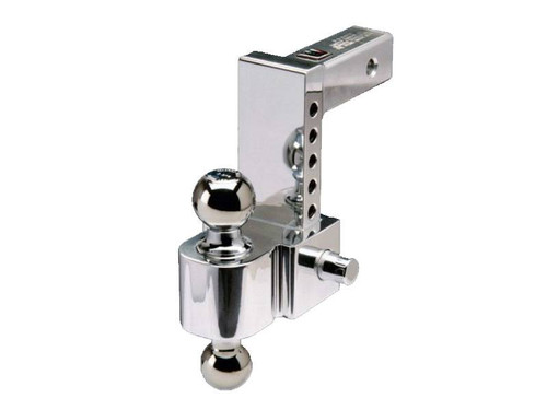 "Adjustable Ball Mount  with 10"" Drop"