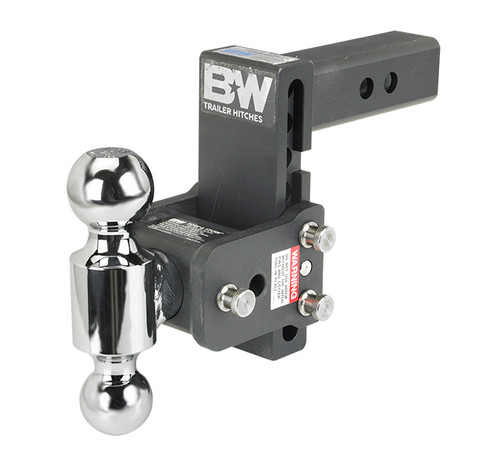 "Triple Ball Mount with 2"" Shank"
