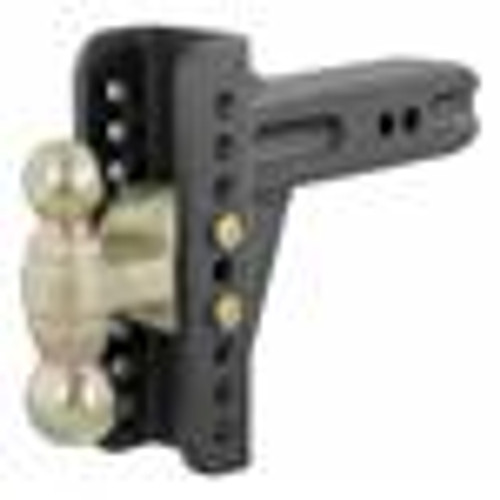 "Adjustable Ball Mount with 2"" & 2-5/16"" Balls"