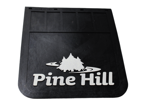 "Pine Hill Mud Flap 20"" x 24"""