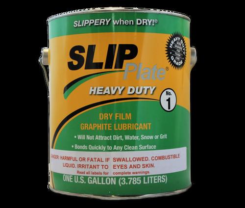 SLIP Plate No.1 Dry Graphite Lubricant: Gallon