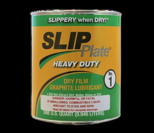 SLIP Plate No.1 Dry Graphite Lubricant: Quart