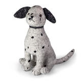 Spottie the Dalmation by Dora Designs