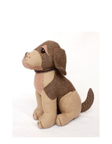 Bentley the Cockapoo doorstop by Dora Designs