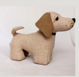 Toby Golden Labrador Doorstop by Dora Designs