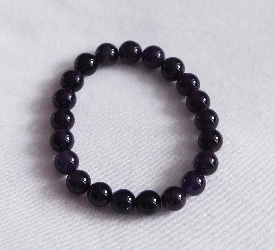 Dark Amethyst bracelet