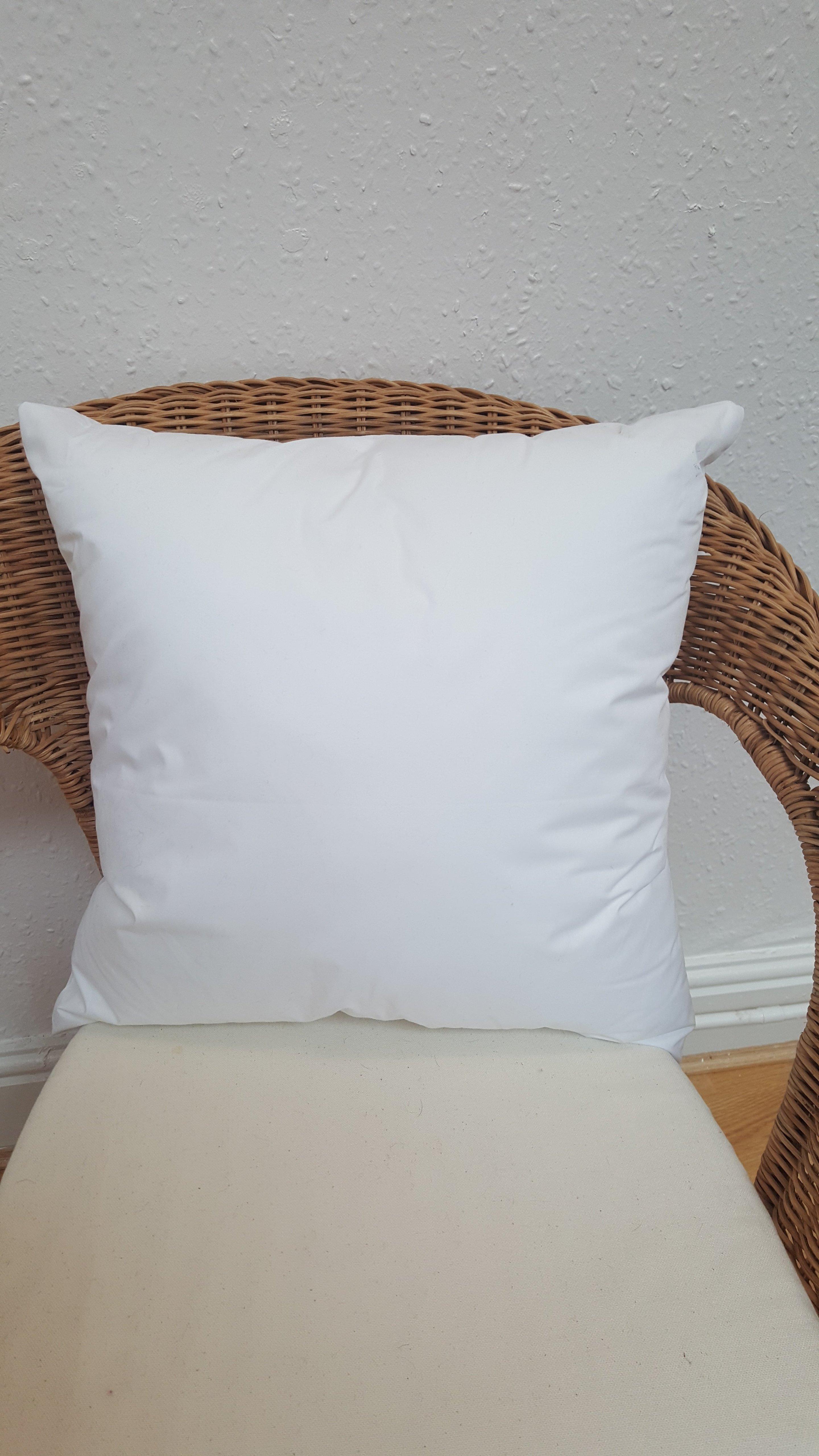 Plump cushion pad inners