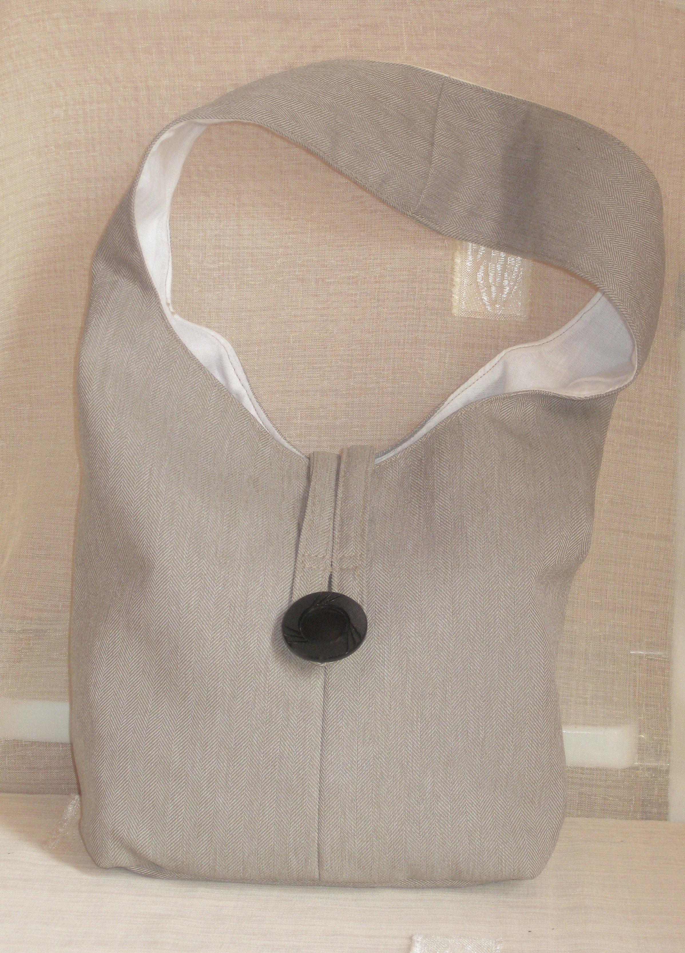 Handmade bag - fawn