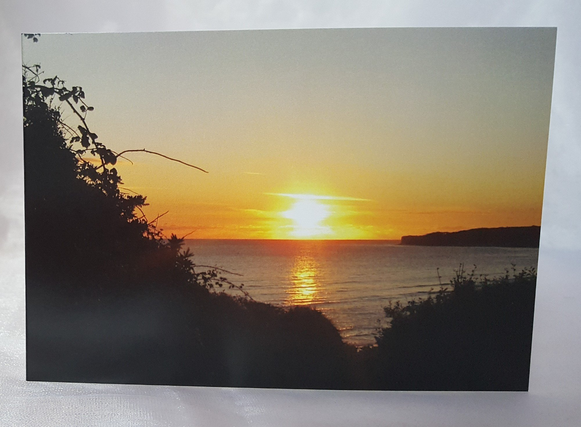 Sundown Greeting Cards