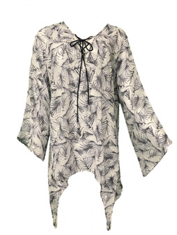 Cyberjammies Womens beachwear Woven Kaftan 0916