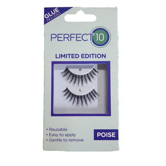 Perfect 10 False Eyelashes - Summer Lash Poise