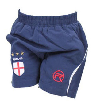 New Childrens Official England Shorts Swimming