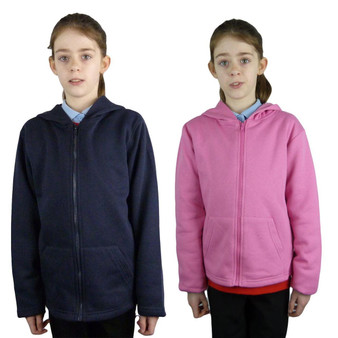 EX Chainstore Kids / Children's Fleece Jacket Tops