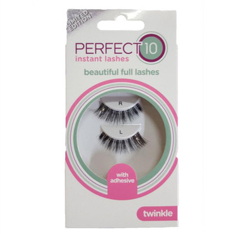 Perfect 10 False Eyelashes - Twinkle Lash