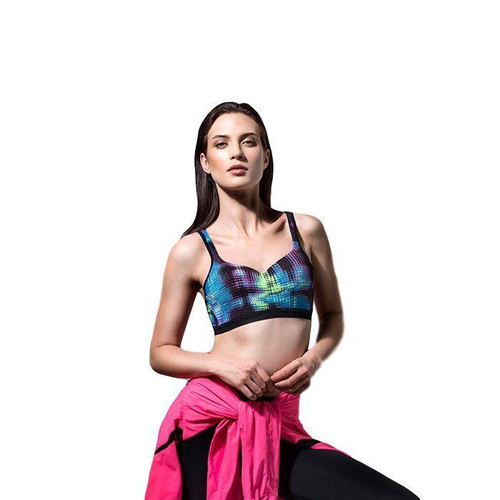 EX M&S Marks And Spencer Sports Running Gym Yoga Workout Fitness Bra Sizes 32A - 38DD