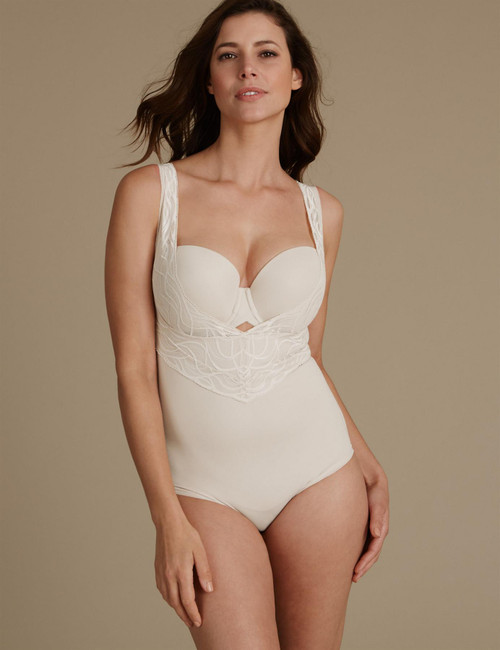 Ex M&S Collection Firm Control Secret Slimming™ Wear Your Own Bra Body