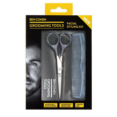 Ben Cohen Grooming Tools - Facial Styling Kit