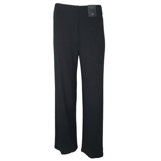 EX M&S Marks And Spencer Collection Wide Leg 4 Way Stretch Trousers RRP£29.50