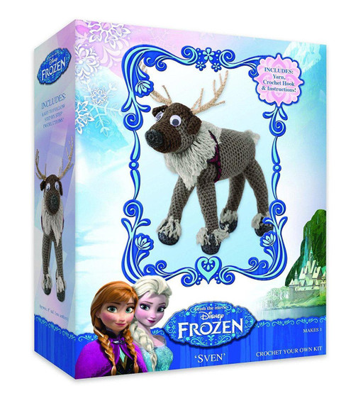 Disney Frozen Crochet Your Own [Sven, LL_1365]