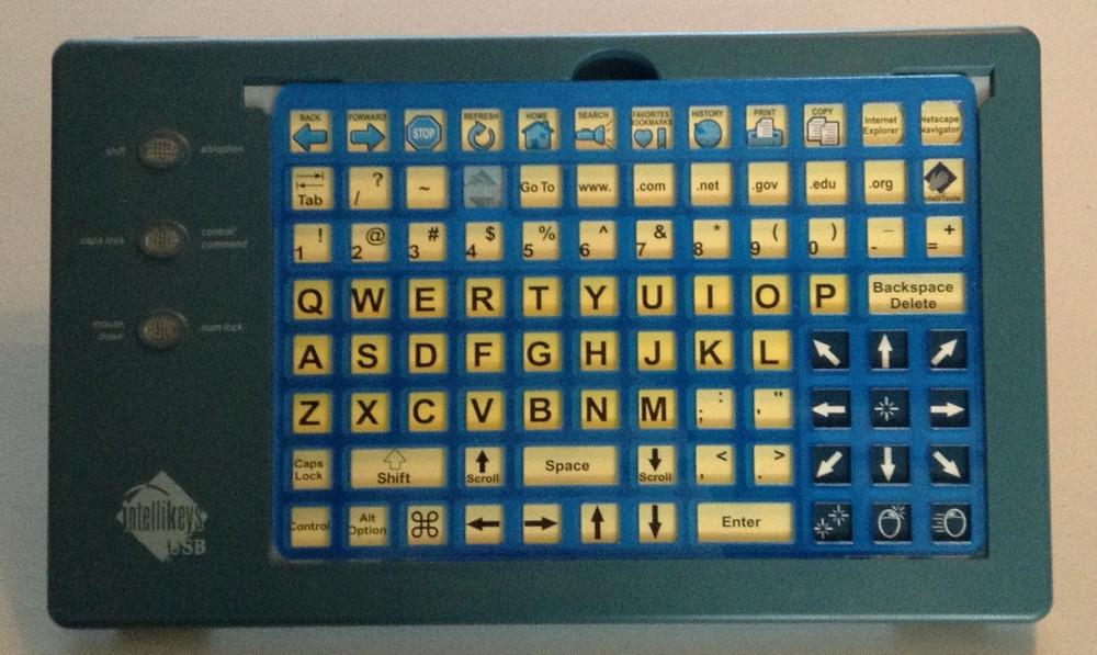 IntelliKeys Keyguard Set