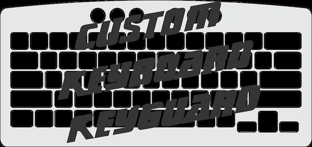Custom Keyboard Keyguard