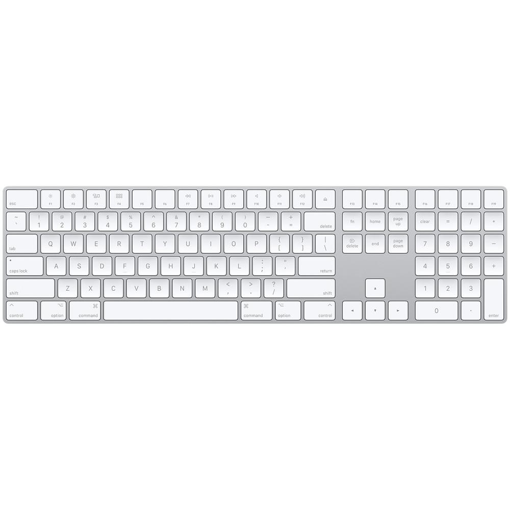 Keypad US English version fits the Apple Magic Keyboard with Numeric Keypad - US English