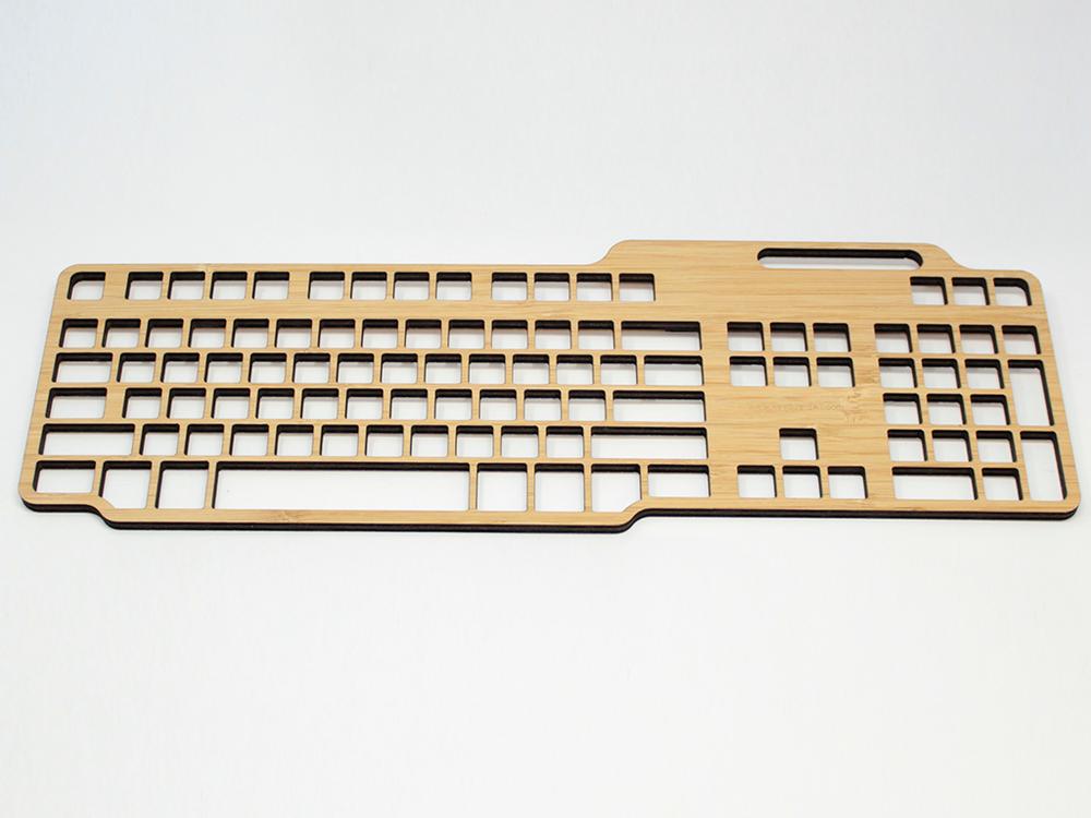 "SK-3205 keyguard in 1/4"" Bamboo"