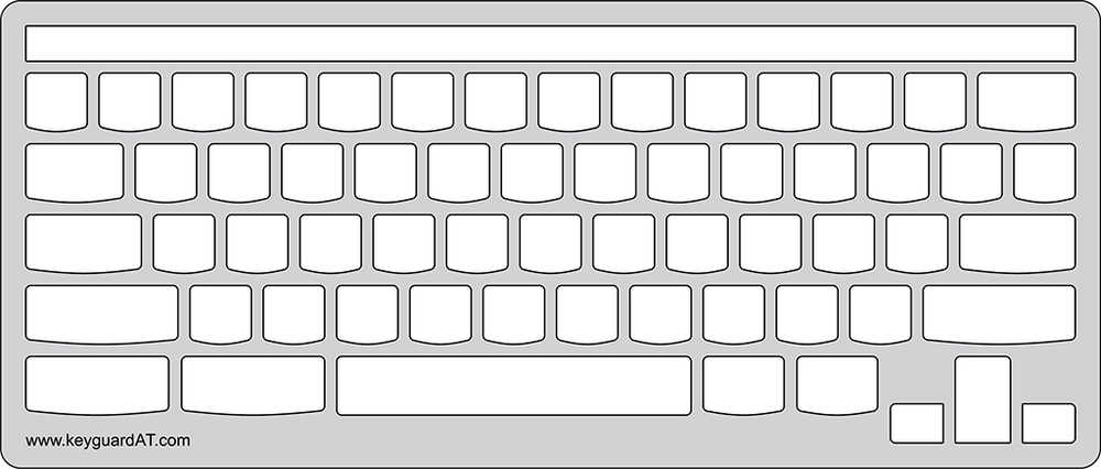Keyguard for Yoga 11e Chromebook