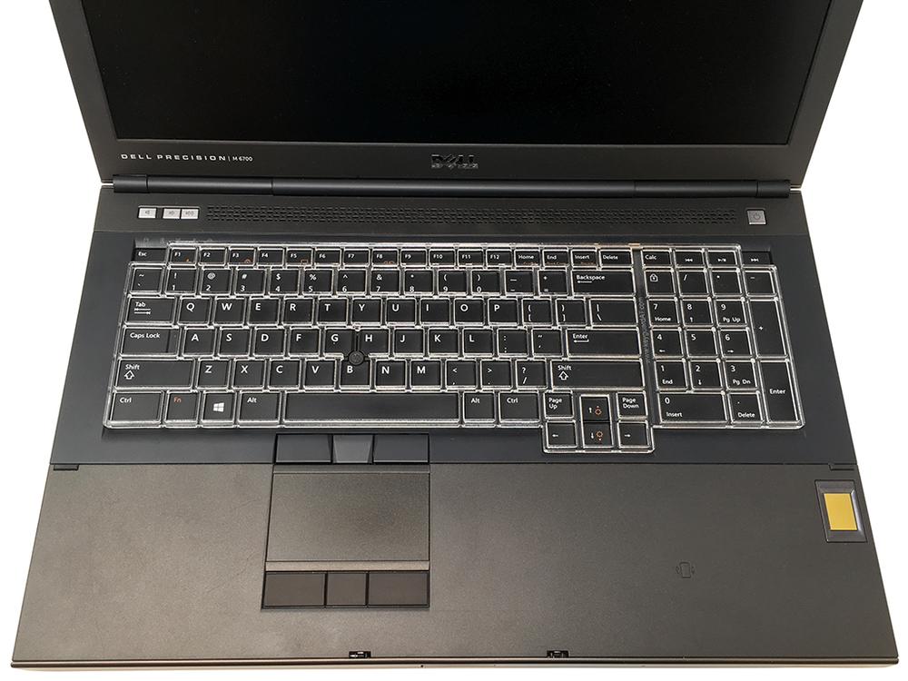Keyguard on the M6700.