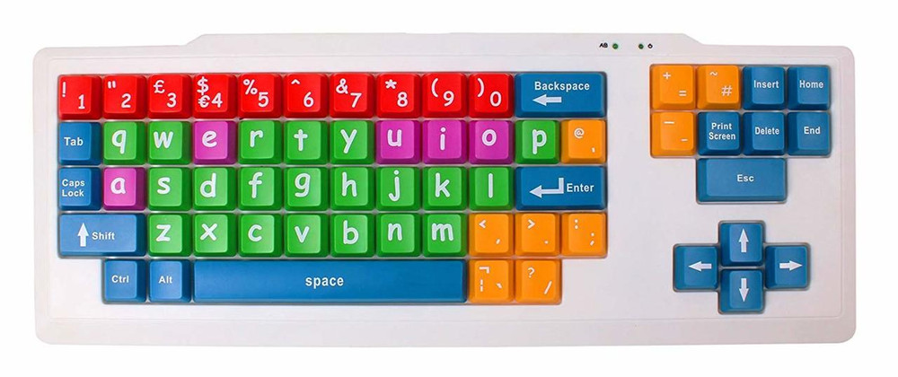 Fits the Dura Gadget Large Children's Learning PC Keyboard