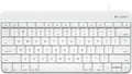 Fits the Logitech Wired Keyboard for iPad