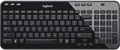 US English version fits the Logitech K-360 wireless keyboard US English version.