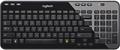 US English version fits the Logitech K-360 wireless keyboard US English version.