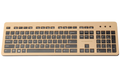 Keyguard on the HP Slim USB Keyboard