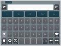 Grid for iPad Keyguard