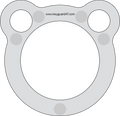 AbleNet BIGtrack 2 Keyguard (#510)