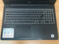 Keyguard on the Dell Inspiron 3590