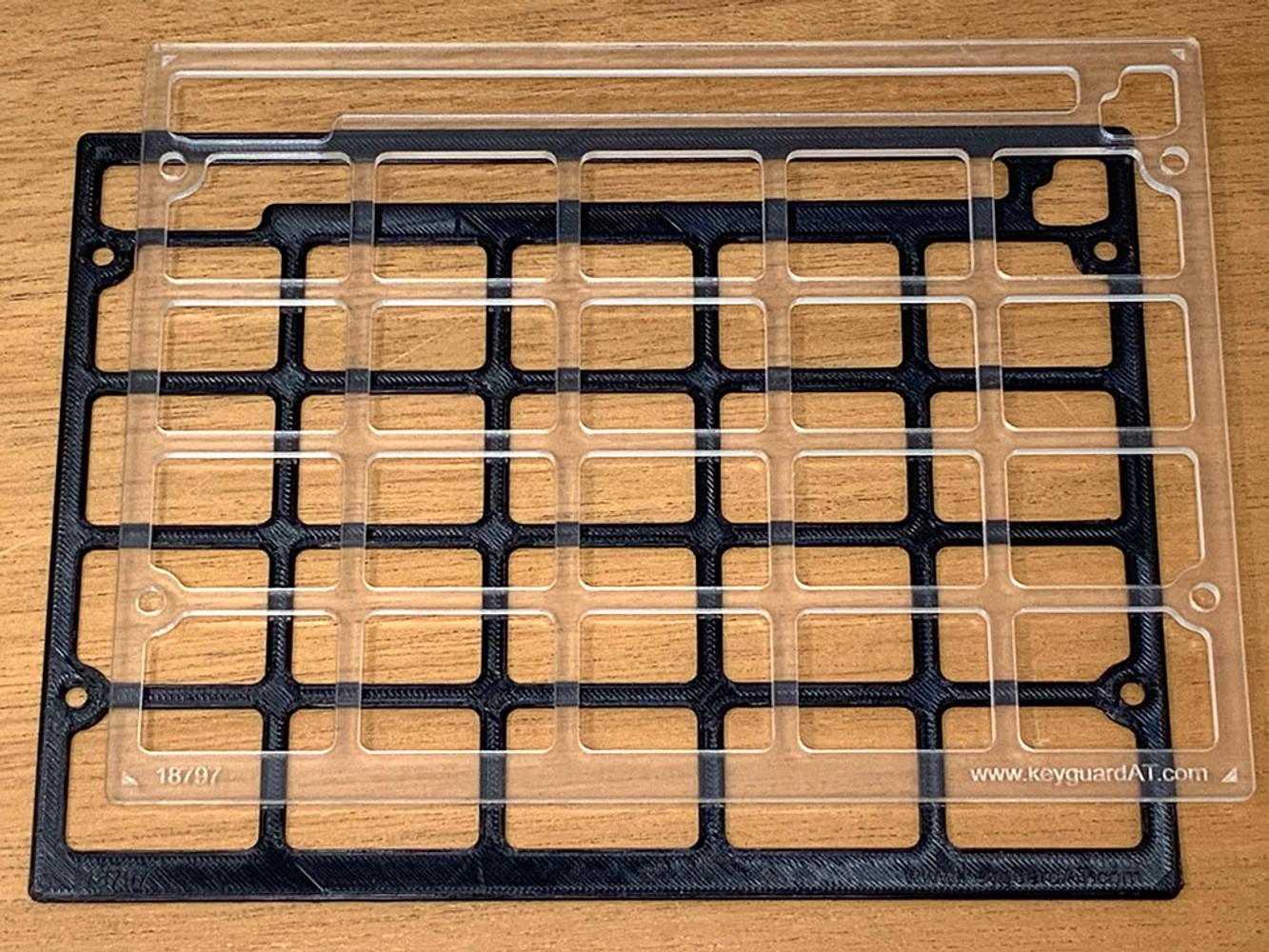 Keyguard Materials
