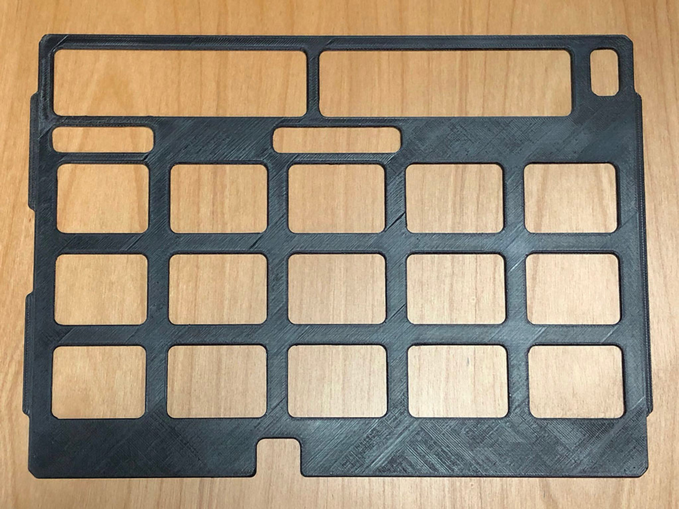 3D Printed Keyguards