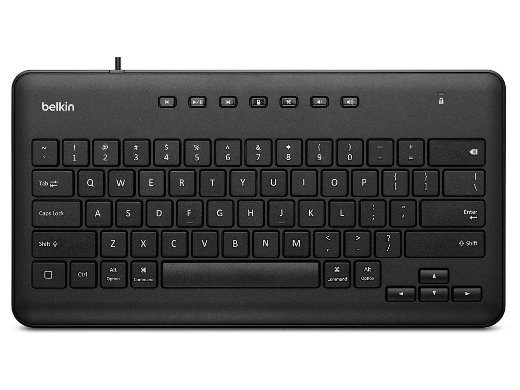 64c4e58fcb5 Belkin Secure Wired Keyboard Keyguard - Keyguard Assistive Technology