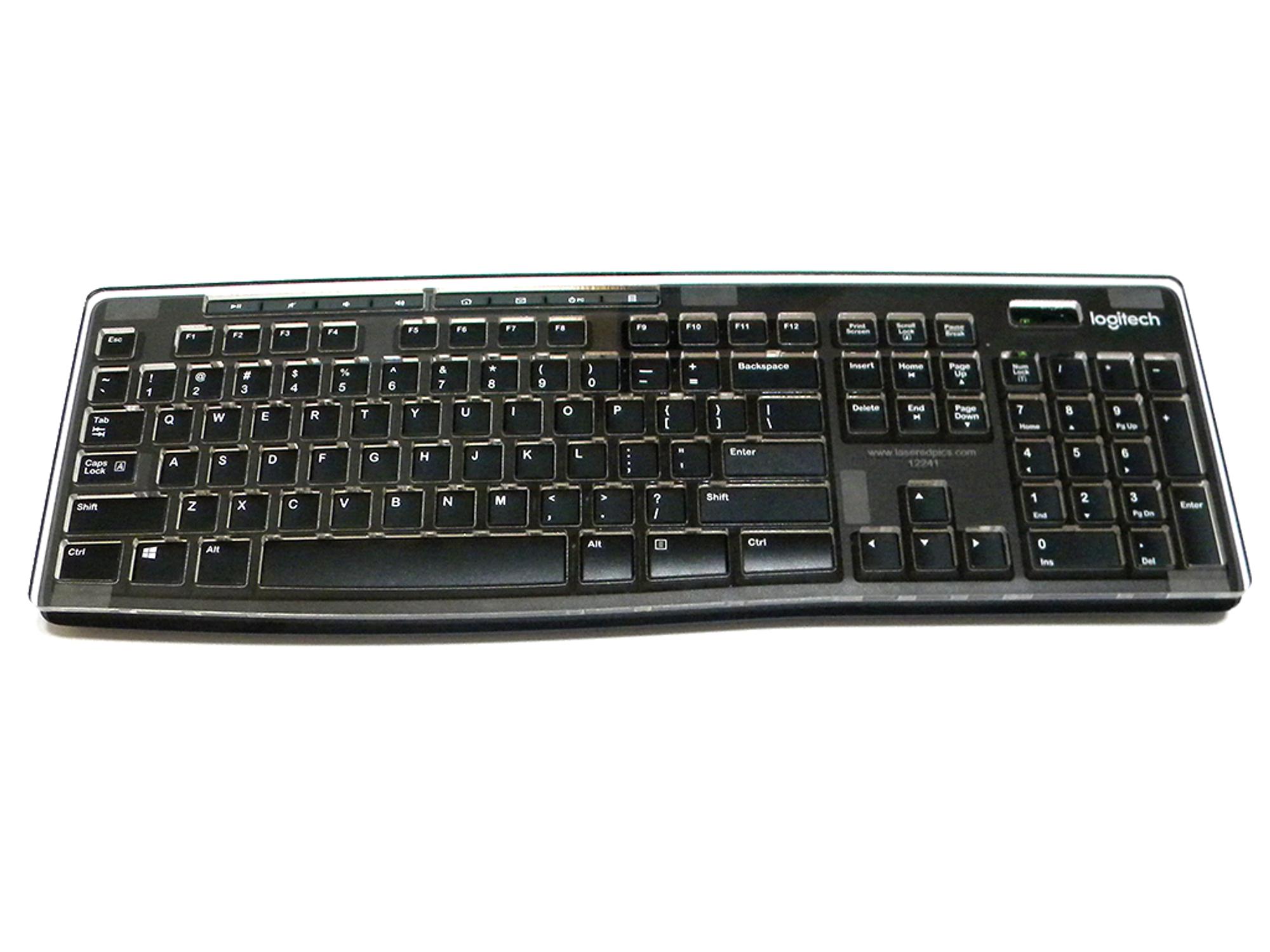 Logitech K270 Wireless Keyboard Keyguard