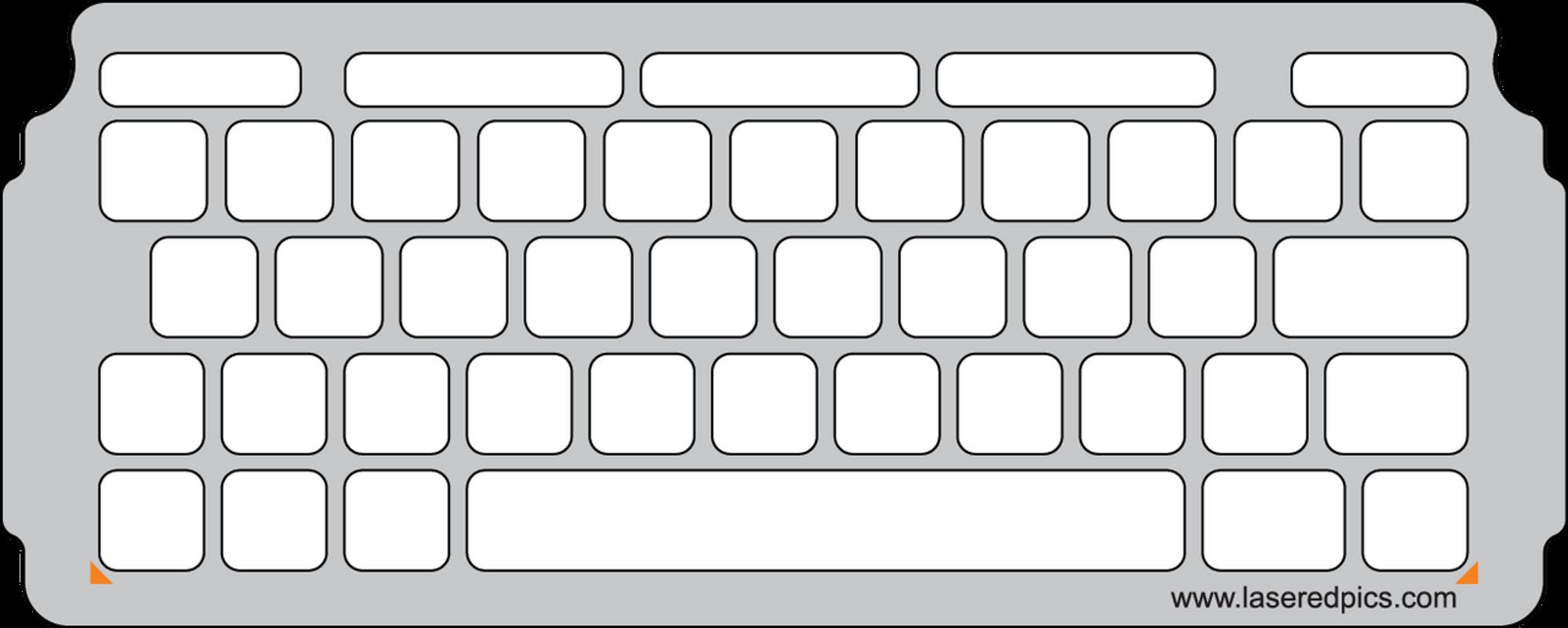 iPad Keyboard Keyguard
