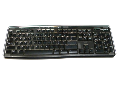 Keyguard on a K270 (US version)