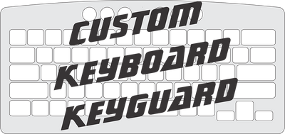 Custom Keyboard Keyguard