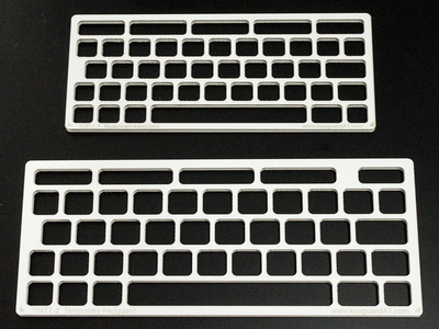 Temporary Keyguard: iPad Keyboard