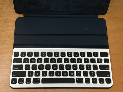 Keyguard on the Apple Magic Keyboard for iPad (original model)