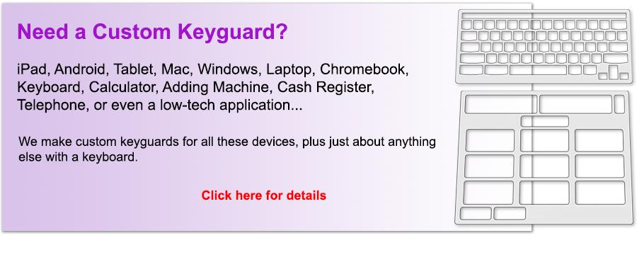 Custom Keyguards