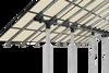 Solar carport mount